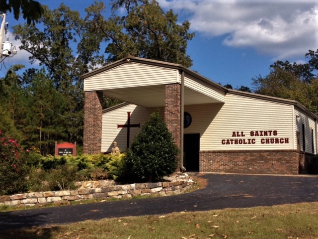 All Saints Catholic Church, Mt. Ida, Arkansas